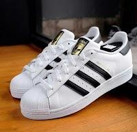 Jual Sepatu Adidas Superstar - Tahan Ranjau 100%
