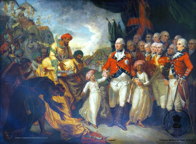lord-cornwallis-receiving-the-hostage-princes-sons-of-tipu-sultan