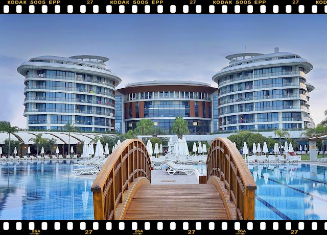 Impresii Hotel Baia Lara 5 stele Antalya Ultra All Inclusive