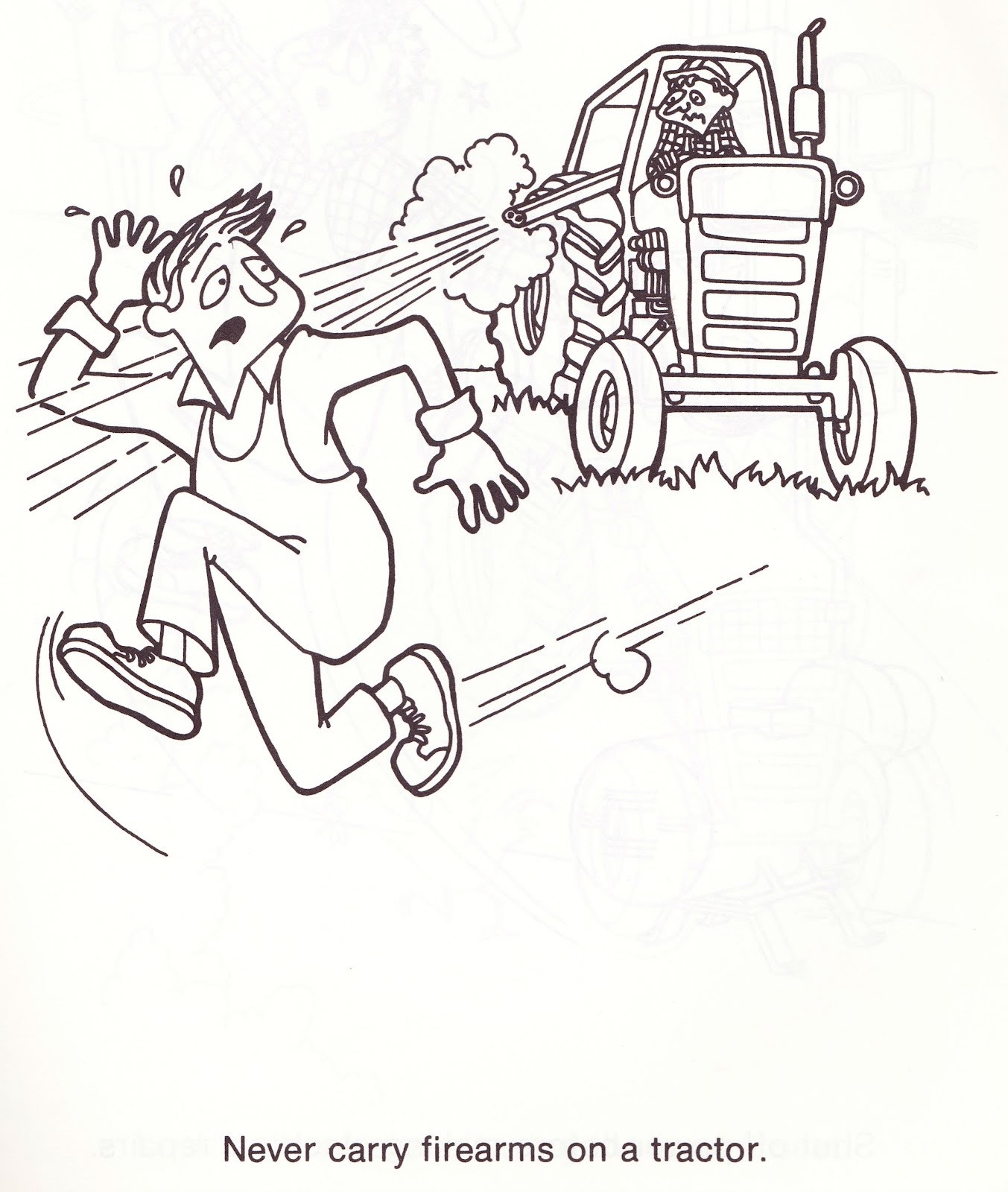 safety workers coloring pages - photo #35