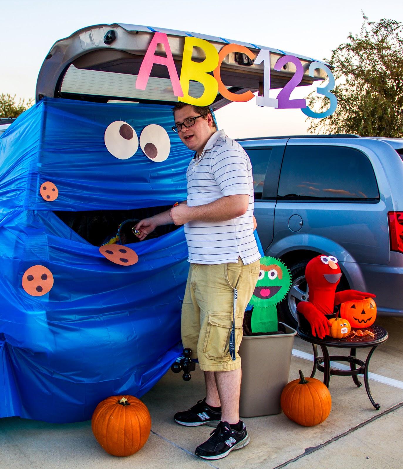 Trunk Halloween Decorating Ideas: Baldwins: A To Z: Trunk Or Treat
