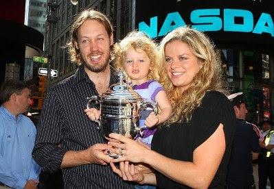 Bogel Cacingen Kim Clijsters The Winner Of 2011