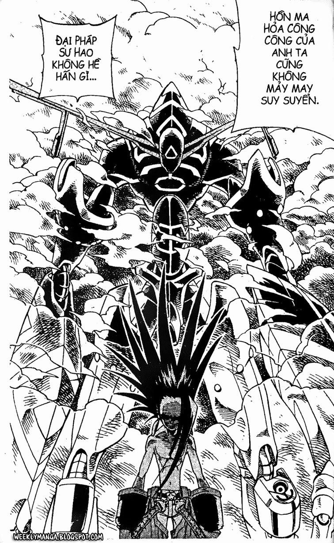 Shaman King [Vua pháp thuật] chap 140 trang 3