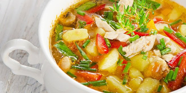 Resep Memasak Sayur Sup Ayam Enak