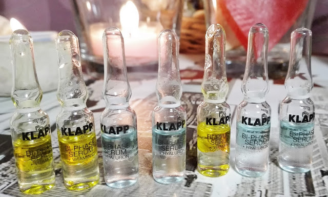 KLAPP Power Effect Dwufazowe serum