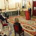 El Rey, Felipe VI, y la presidenta del Congreso de los Diputados, Meritxell Batet,  ensalzan la vigencia y fortaleza de la democracia, así como el valor de sus instituciones, en el acto organizado con motivo del 40 aniversario del 23 de febrero de 1981.