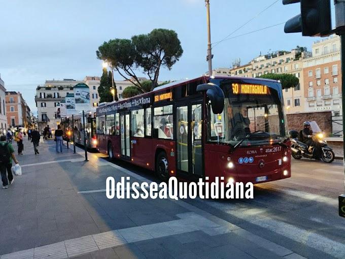 """In servizio i primi dei 328 nuovi bus """"Citymood"""""""