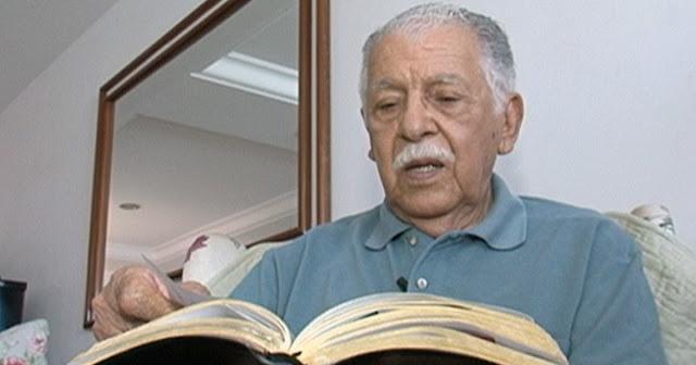 Cantor Feliciano Amaral morre aos 97 anos