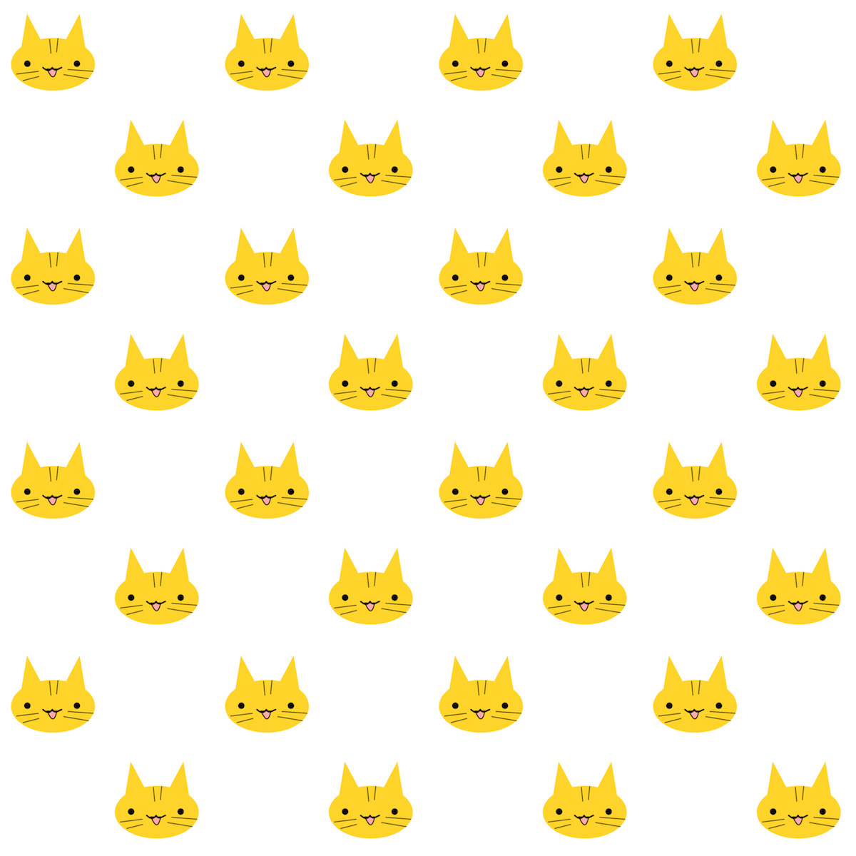 save the cat template - free cat images free digital kitty cat pattern paper