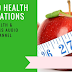Top 40 Health Quotations