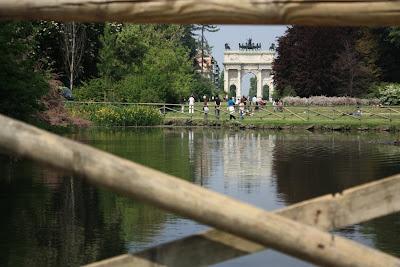 Parco Sempione in Milano