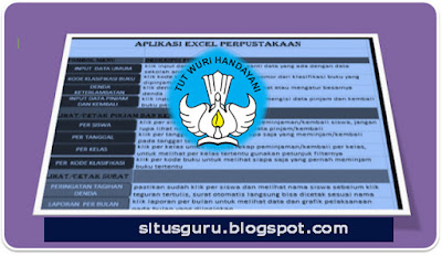 Master Aplikasi  Database K13 SD excel