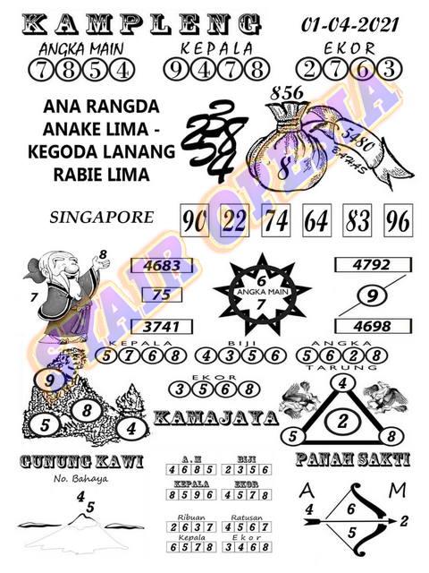 Final Sgp Sabtu Colorock : final, sabtu, colorock, PREDIKSI, SINGAPORE, BOCORAN, Prediksi, FORUM, SYAIR, SEAWUN