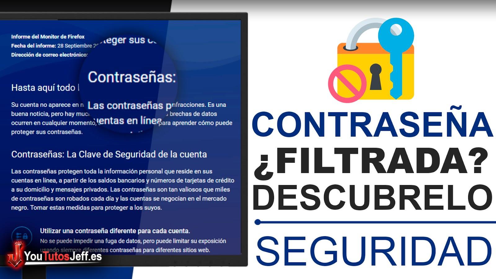 Comprueba si tus Correos o Contraseñas Fueron Revelados - Trucos Seguridad