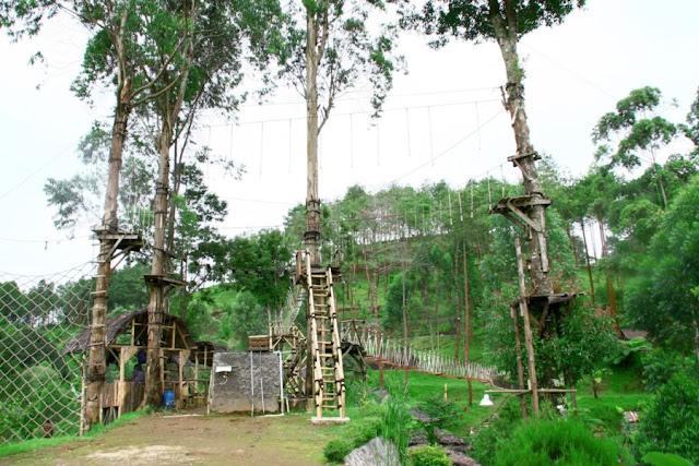 CIWANGUN INDAH CAMP - 15 TEMPAT OUTBOUND LEMBANG BANDUNG (UPDATE) - ZONA ADVENTURE
