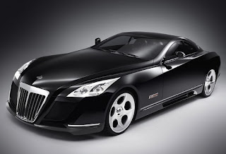 """Maybach Exelero"""