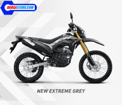 Honda CRF150L New Extreme Grey