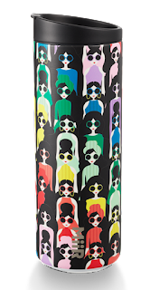 Stainless Steel Travel Rainbow 16ox Tumbler