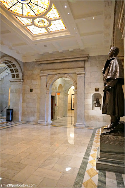 Bartlett Hall en el Massachusetts State House