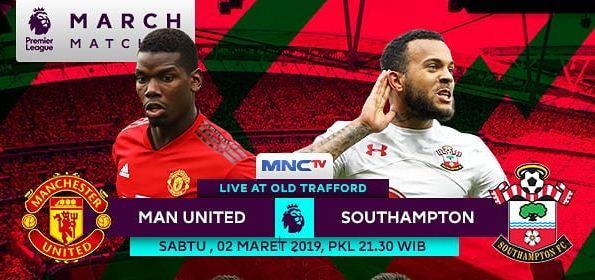Manchester United vs Southampton: Solskjaer Akan Mainkan Rashford & Garner