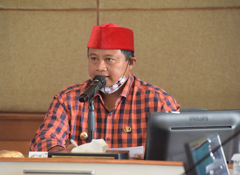 Dua Tokoh Jabar Diusulkan Jadi Pahlawan Nasional KH.Muhyiddin dari Subang dan Prof.KH.Anwar Musaddad dari Garut