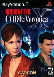 Resident Evil Code Veronica Dublado PS2 Baixar