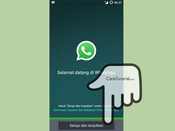 Selamat datang di WhatsApp for Android