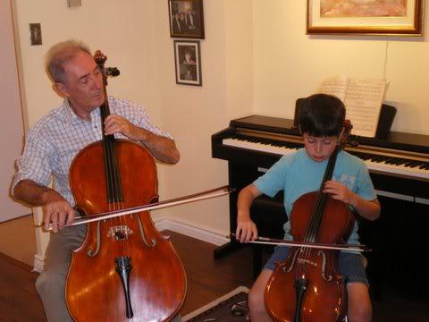 Cello Duet