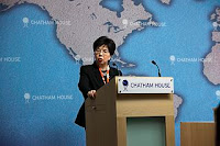 Margaret Chan  By Chatham House (Margaret Chan) [CC BY 2.0 (http://creativecommons.org/licenses/by/2.0)], via Wikimedia Commons