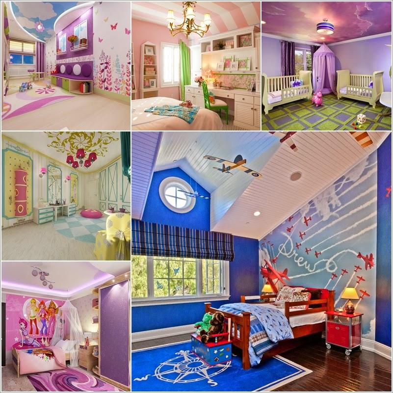 19e750c5c19 Ακριβώς όπως τα στοιχεία που βρίσκονται στο πάτωμα και αυτά που είναι  διακοσμημένα στους τοίχους και είναι σημαντικά για μια παιδική διακόσμηση  δωματίου, ...