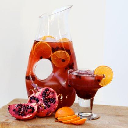 Pomegranate Tangerine Punch