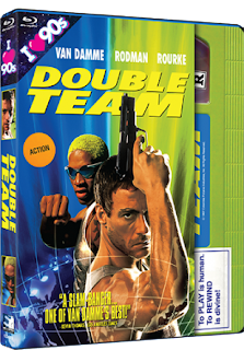 Blu-ray Review: Double Team (Retro VHS Look)
