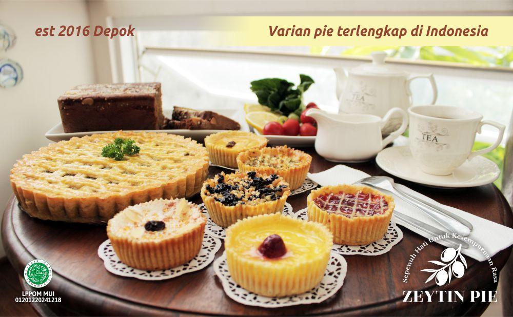 Zeytin Pie Cheesecake Classic Ontbijtkoek - Zeytin Pie