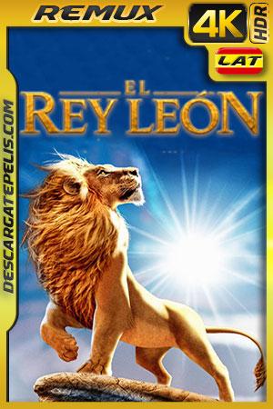 El rey león (2019) 4K BDRemux HDR Latino – Ingles