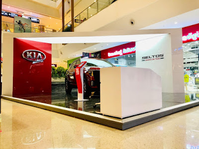 Kia Mall Activation Bangalore- Sconce Global