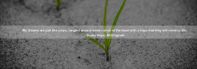 Hope, AKOriginals