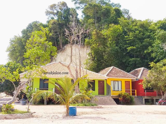 Villa Pantai Mirota Barelang Batam
