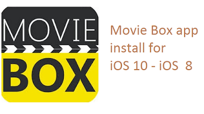 MovieBox App Download For iOS