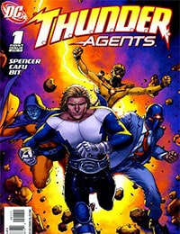 T.H.U.N.D.E.R. Agents (2011)