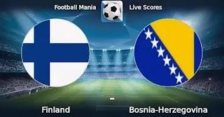 Босния и Герцеговина – Финляндия  смотреть онлайн бесплатно 12 октября 2019 прямая трансляция в 19:00 МСК.