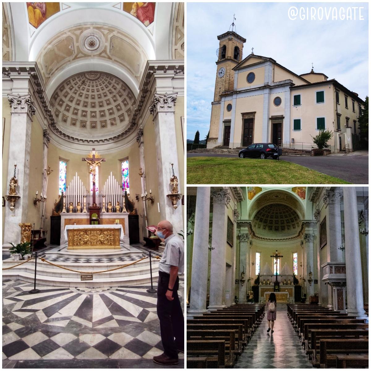 Chiesa Abbazia San Bartolomeo Capannoli