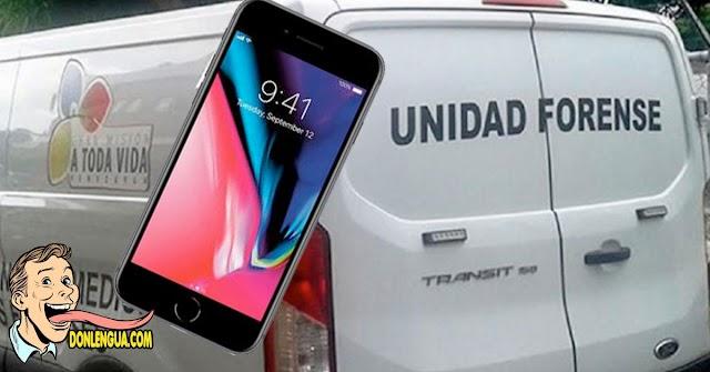 Asesinó a su padre para vender su celular y comprar más drogas en La Guaira