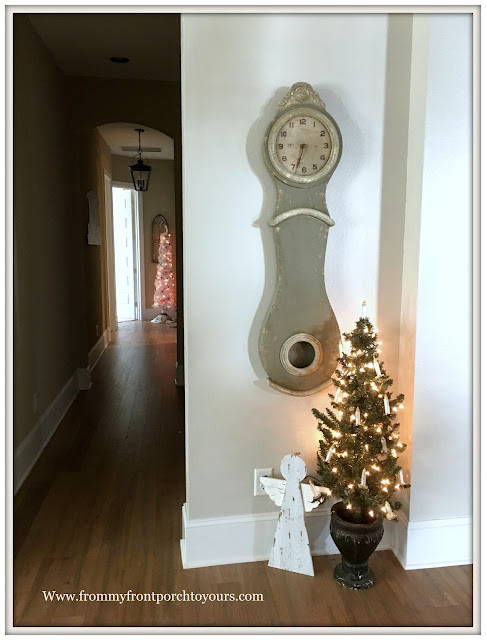 Farmhouse Christmas Decorations-French Country-Christmas Tree- From My Front Porch To Yours