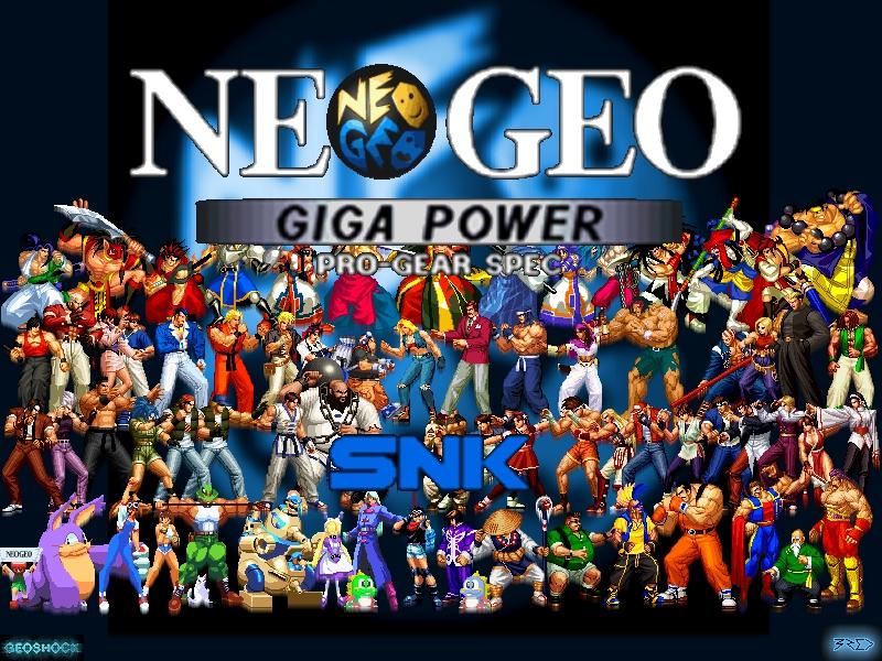 Bilal Ahmed : Download Torrent: NeoGeo 243 Roms NeorageX By