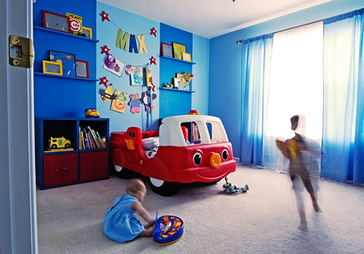 teen boy bedroom decorating ideas - Children Bedroom Decorating Ideas