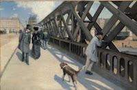 Gustave Caillebotte: Le Pont de L'Europe, 1876