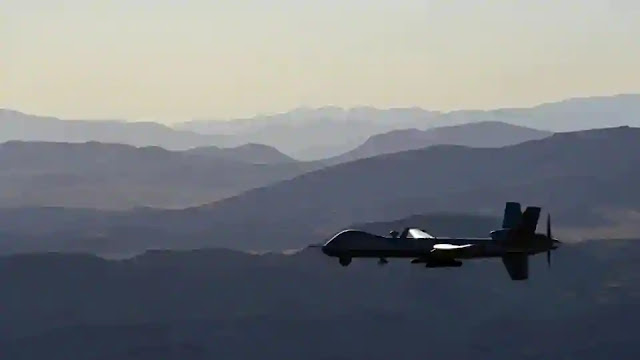 MQ-9B Sky Guardian drone USA