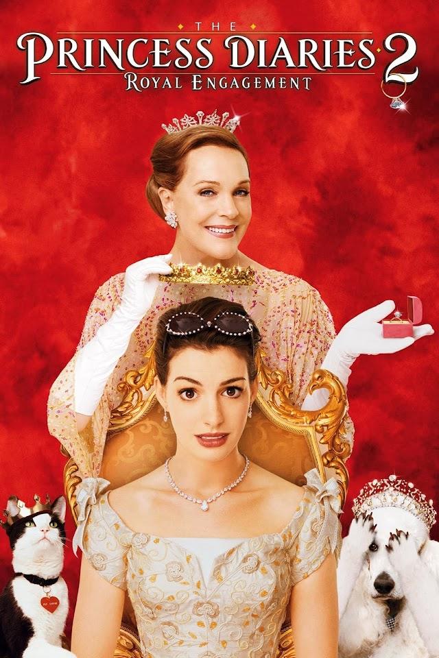 The Princess Diaries 2 Royal Engagement 2004 x264 1080p Esub English Hindi THE GOPI SAHI