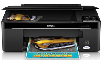 Driver for Epson Stylus NX127 Scanner