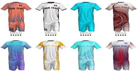 Jersey Futsal Team